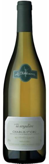 Вино La Chablisienne La Singuliere Chablis Premier Cru