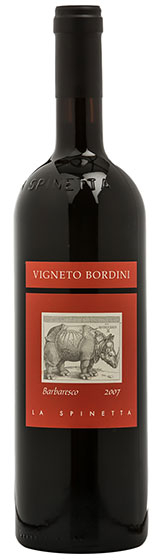 Вино La Spinetta Barbaresco DOCG Vigneto Bordini, 2007