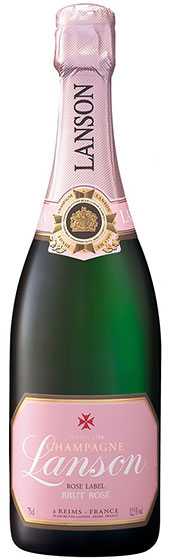 Lanson Rose Label Brut фото