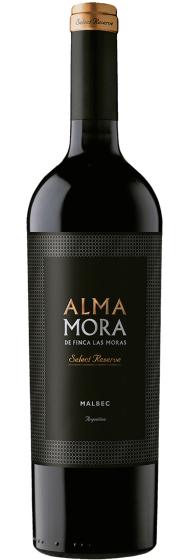 Las Moras Alma Mora Select Reserve Malbec фото