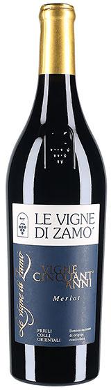 2000 Le Vigne Di Zamo Friuli Colli Orientali Merlot фото