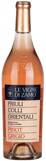 Le Vigne Di Zamo Friuli Colli Orientali Pinot Grigio, 2008 фото