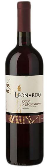 Вино Leonardo Rosso Di Montalcino, 2012