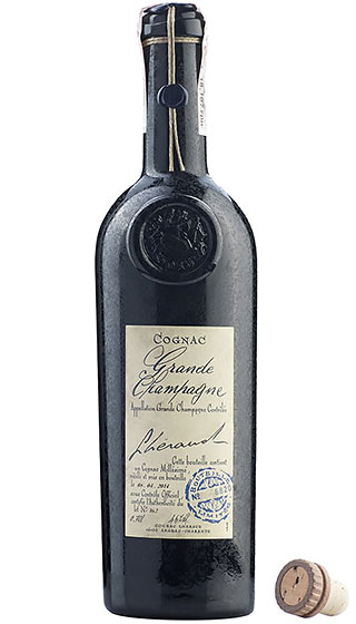 Lheraud Grande Champagne, 1950 фото