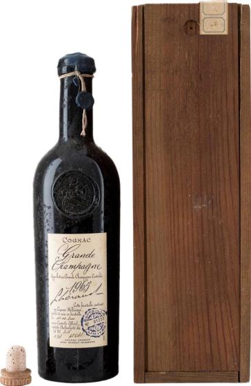 1965 Lheraud Grande Champagne фото