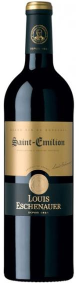 2007 Louis Eschenauer Bordeaux Saint-Emilion AOP фото