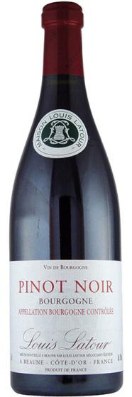 2017 Louis Latour Bourgogne Pinot Noir фото