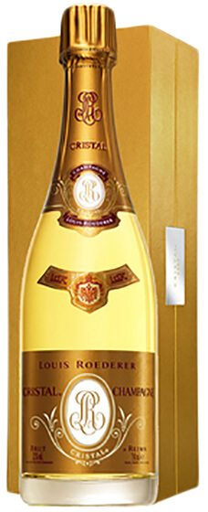 1990 Louis Roederer Cristall фото