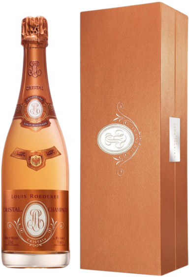 2007 Louis Roederer Cristall Rose фото
