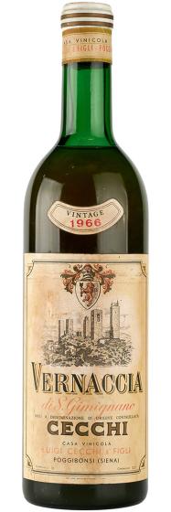 Вино Luigi Cecchi & Figli  Vernaccia