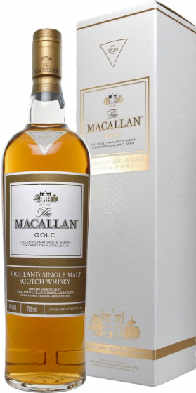 Macallan Gold 1824 Series фото