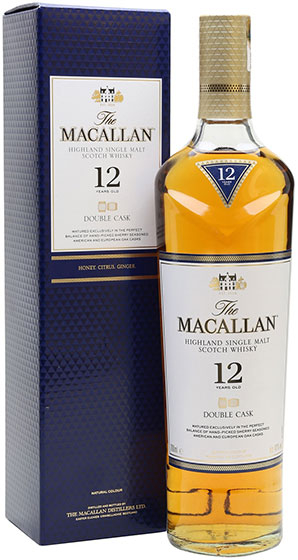 Macallan Double Cask 12 Years Old фото