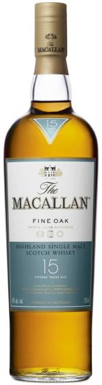 Macallan Fine Oak 15 Years Old фото