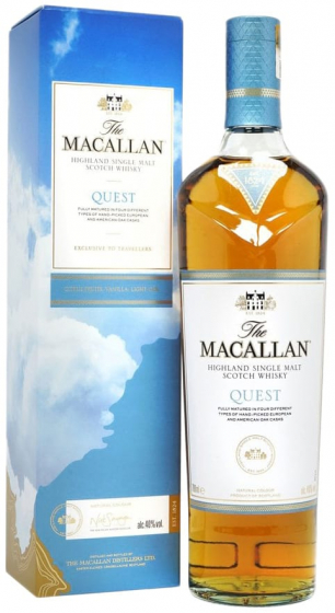 Macallan Quest фото