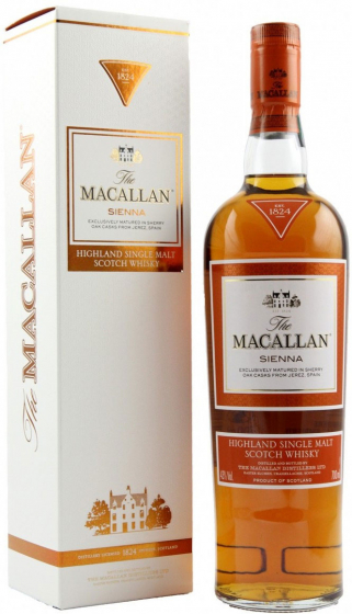 Виски Macallan Sienna 1824 Collection