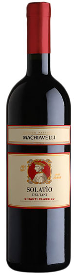 2006 Machiavelli Solatio Del Tani Chianti фото