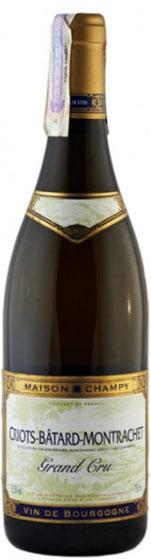 Вино Maison Champy Criots Batard Montrachet AOC Grand Cru