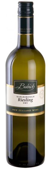 2008 Babich Wines Marlborough Riesling фото