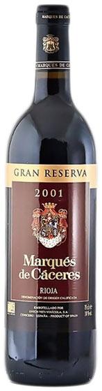 Вино Marques de Caceres Gran Reserva