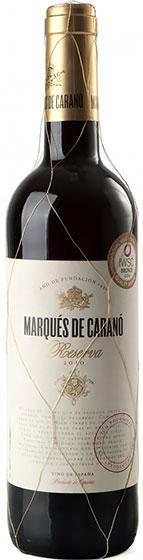 Вино Marques de Carano Reserva, 2010