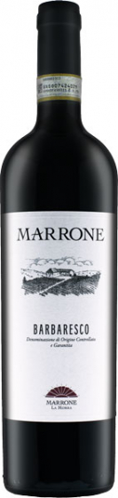 2015 Marrone Barbaresco фото