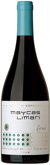 Вино Maycas Del Limari Syrah Reserva Especial, 2005