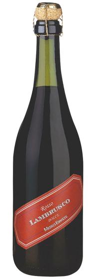 Игристое вино Medici Ermete Lambrusco Rosso Dell`Emilia, 2012