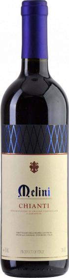 Вино Melini Chianti (marca blu)