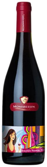 Mommessin Beaujolais Nouveau, 2010 фото