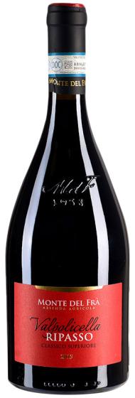 Вино Monte del Fra Valpolicella Ripasso