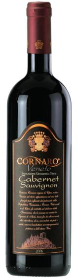 Вино Cornaro Cabernet Sauvignon Veneto IGT
