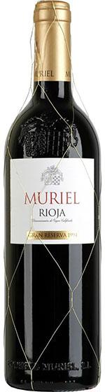 Вино Muriel Gran Reserva