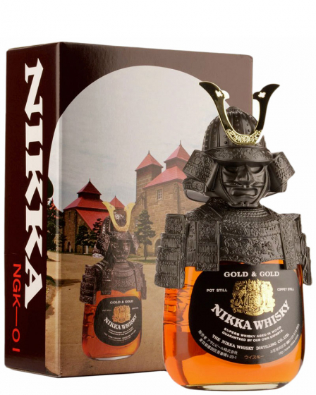Виски Nikka Whisky Distilling Gold & Gold