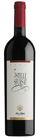 Вино Nino Negri Sfursat 5 Stelle, 2005