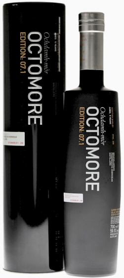 Bruichladdich Octomore Edition 07.1 Islay Barley фото