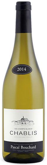 Вино Pascal Bouchard Chablis