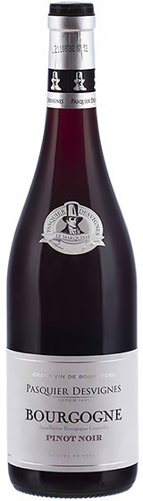 2015 Pasquier Desvignes Bourgogne Pinot Noir фото