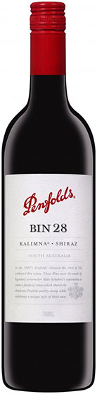 Вино Penfolds Estate Bin 28 Kalimna Shiraz, 2004