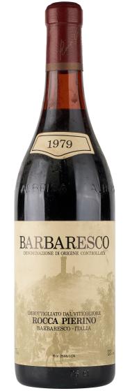 1979 Rocca Pierino Barbaresco фото