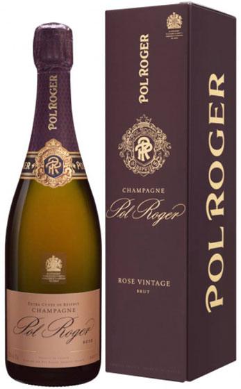 Pol Roger Reserve Brut Rose