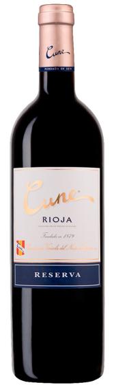 CVNE Cune Reserva Rioja, 2007 фото