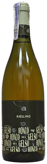 2004 Ronco Del Gelso Riesling Friuli Isonzo фото