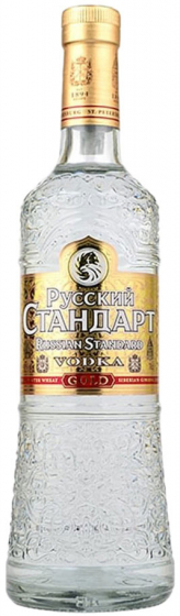 Russian Standard Gold фото