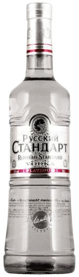 Russian Standard Platinum 1 liter фото