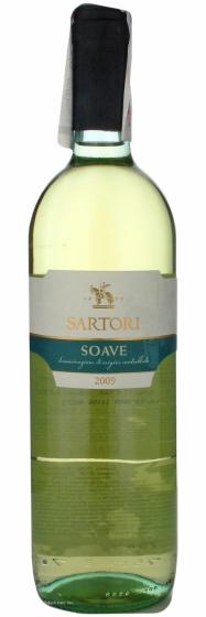 Sartori Soave, 2009 фото
