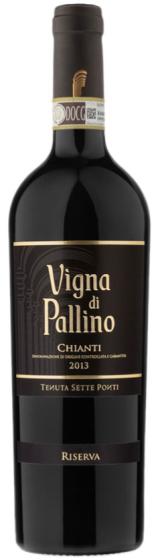 Вино Sette Ponti Vigna Di Pallino Chianti Riserva