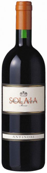 Вино Antinori Solaia Toscana IGT, 2003