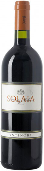 Вино Antinori Solaia Toscana IGT, 2004