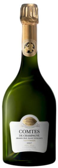 Taittinger Comtes De Champagne Blanc De Blancs, 2007 фото