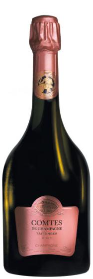 2000 Taittinger «Comtes de Champagne» Brut Rose фото